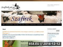 Miniaturka domeny szafirek.art.pl