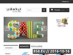 Miniaturka domeny szaflandia.pl