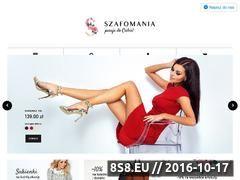 Miniaturka domeny szafomania.pl