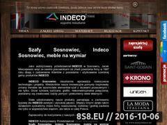 Miniaturka domeny szafyindeco.eu