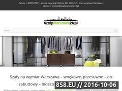 Miniaturka domeny szafywarszawa24.pl