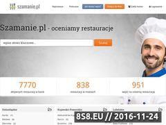 Miniaturka domeny www.szamanie.pl
