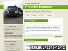 Miniaturka domeny szamba-bet.pl