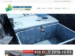 Miniaturka domeny szamba-betonowe.szczecin.pl
