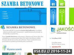 Miniaturka domeny szamba-betonoweko.pl