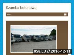 Miniaturka domeny szamba-mardor.pl