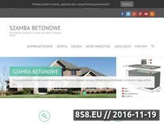 Miniaturka domeny szambabet.pl