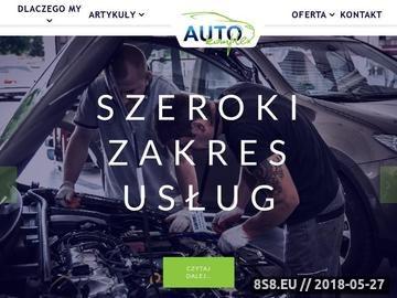 Zrzut strony Mechanik samochodowy