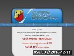 Miniaturka domeny szatkownice.com.pl
