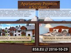 Miniaturka domeny www.szczawnica-apartamenty.com.pl