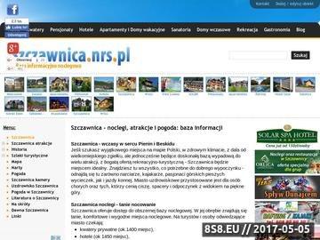 Zrzut strony Szczawnica noclegi