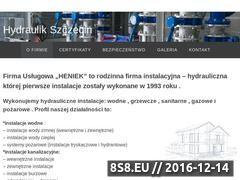 Miniaturka domeny szczecin.hydraulic.pl