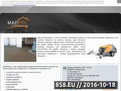 Miniaturka domeny www.szczecin.madpol.com.pl