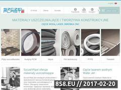 Miniaturka domeny www.szczel-plast.pl