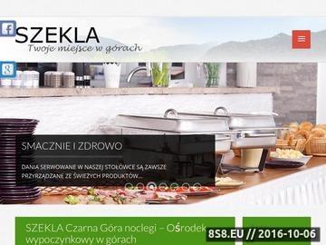 Zrzut strony Noclegi w miejscowości Stronie Śląskie