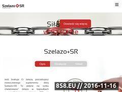Miniaturka domeny www.szelazo.pl