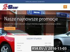 Miniaturka domeny www.szer.pl