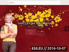 Miniaturka domeny www.szeridan.pl