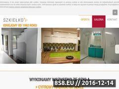 Miniaturka domeny www.szkielko.pl
