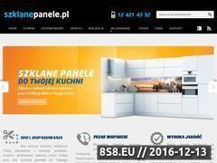 Miniaturka domeny www.szklanepanele.pl