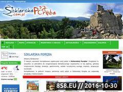 Miniaturka domeny szklarskaporeba.com.pl
