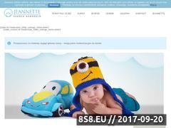 Miniaturka domeny www.szkola-jeannette.pl