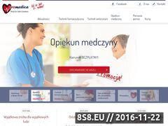 Miniaturka domeny szkola-promedica.pl