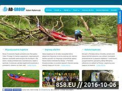 Miniaturka domeny www.szkolakajakowa.pl