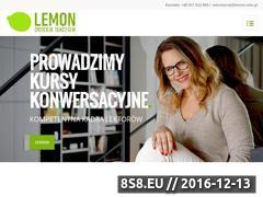 Miniaturka domeny szkolalemon.pl