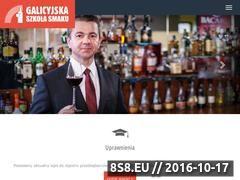 Miniaturka domeny www.szkolasmaku.pl