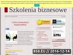 Miniaturka domeny szkolenia-biznesowe.edu.pl
