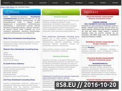 Miniaturka domeny www.szkolenia-ccg.pl