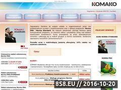 Miniaturka domeny szkolenia-kosztorysowanie.pl