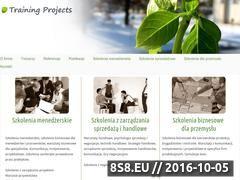 Miniaturka domeny www.szkolenia-menedzerskie.pl