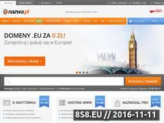Miniaturka domeny www.szkoleniamarketingowe.eu