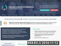 Miniaturka domeny szkoleniasystemowe.pl
