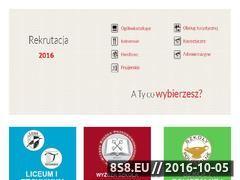 Miniaturka domeny www.szkolymydlowskiej.pl