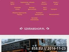 Miniaturka domeny szkrabshop.pl