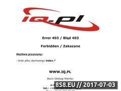 Miniaturka domeny szlachetnysmak.pl
