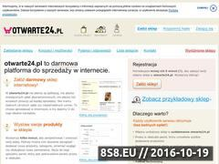 Miniaturka domeny szmatki-agatki.otwarte24.pl