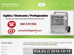 Miniaturka domeny www.szmurlo24.pl