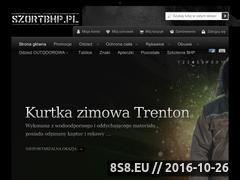 Miniaturka domeny www.szortbhp.pl