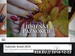 Miniaturka domeny szpargaly.pl