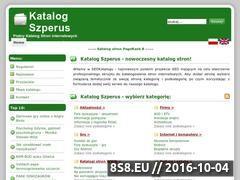 Miniaturka domeny szperus.pl