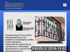 Miniaturka domeny sztachetki-magro.pl