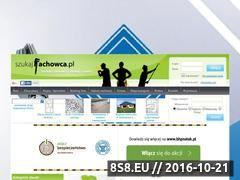 Miniaturka domeny www.szukajfachowca.pl