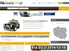 Miniaturka domeny szukajtaxi.pl