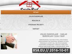 Miniaturka domeny szulc-bud.pl