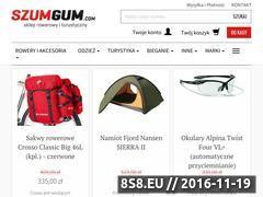 Miniaturka domeny www.szumgum.com
