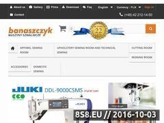Miniaturka domeny www.szwalnia.pl